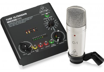 Behringer VOICE STUDIO - Kayıt Seti