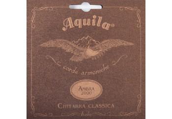 Aquila Ambra 2000 108C Takım Tel - Klasik Gitar Teli