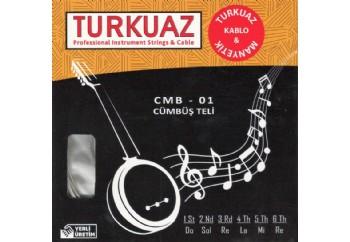 Turkuaz CMB-01 Takım Tel - Cümbüş Teli