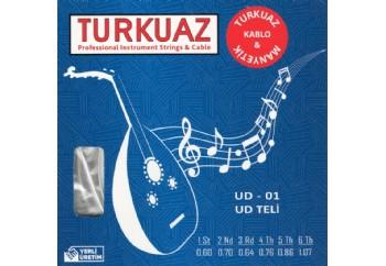 Turkuaz UD-01 Takım Tel - Ud Teli