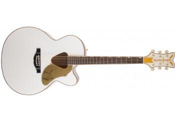 Gretsch G5022CWFE Rancher Falcon White - Jumbo Elektro Akustik Gitar