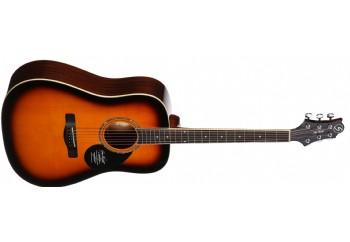 Samick Greg Bennett Design GD100S - Fırsat Reyonu 2 VS - Vintage Sunburst - Akustik Gitar