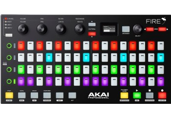 Akai Fire Performance Controller for FL Studio - MIDI Kontrol Cihazı