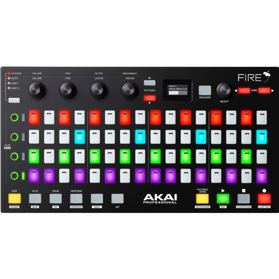 Akai Fire Performance Controller for FL Studio