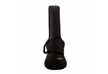 Wagon Case 03 Serisi Bass Gitar Taşıma Çantası Siyah - Bas Gitar Çantası