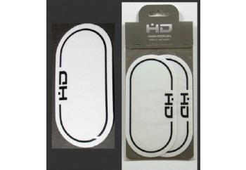 HD Drums PD01 - Bas Davul Deri koruyucu (2 Adet)