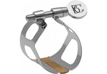 BG L2 TRADITION Silver Plated Ligature and cap for Clarinet - Bb Klarnet Ligatür&Kapak