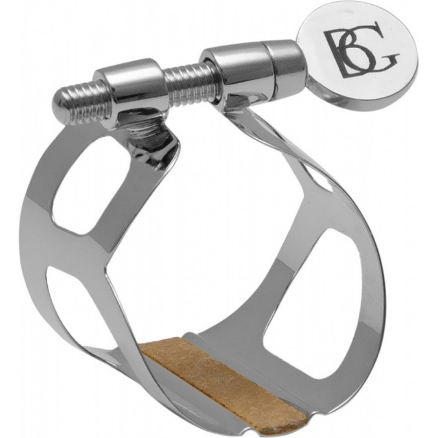BG L2 TRADITION Silver Plated Ligature and cap for Clarinet