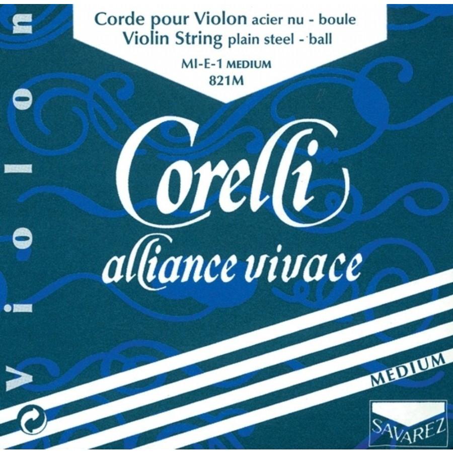Savarez Corelli Alliance Medium Violin Strings