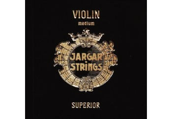 Jargar Superior Medium Violin Set Takım Tel - Keman Teli