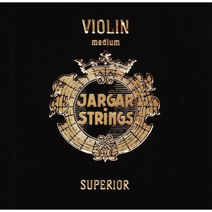 Jargar Superior Medium Violin Set