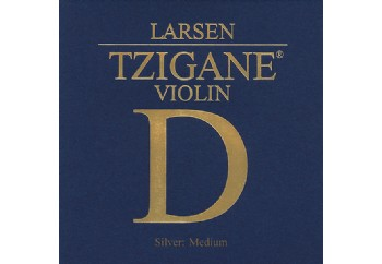 Larsen Tzigane for Violin Strings D (Re) Tek Tel - Keman Teli