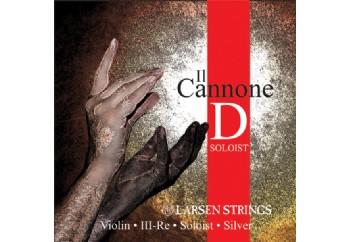 Larsen Il Canone Soloist Violin Strings Re (D) - Tek Tel - Keman Teli