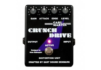 Carl Martin Crunch Drive - Drive Pedalı