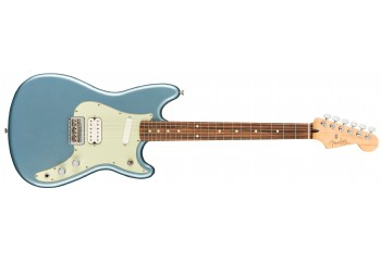 Fender Player Duo-Sonic HS Ice Blue Metallic - Pau Ferro - Elektro Gitar
