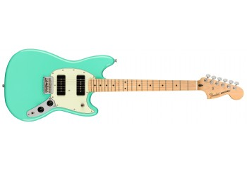 Fender Player Mustang 90 Seafoam Green - Maple - Elektro Gitar
