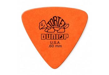 Jim Dunlop Tortex Triangle 0.60 mm - 1 Adet