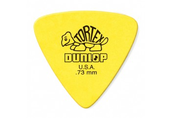 Jim Dunlop Tortex Triangle 0.73 mm - 1 Adet - Pena