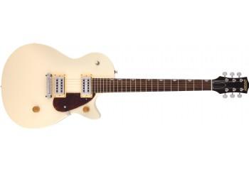 Gretsch G2210 Streamliner Junior Jet Club  Vintage White - Laurel - Elektro Gitar