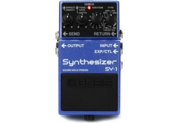 Boss SY-1 Guitar Synthesizer - Synthsizer Pedal