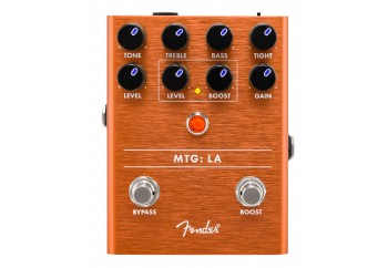 Fender MTG:LA Tube Distortion - Distortion Pedalı