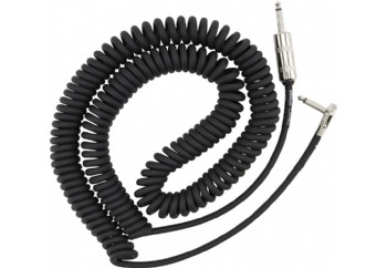 Fender Jimi Hendrix Voodoo Child Cable Black - Enstrüman Kablosu (9m)
