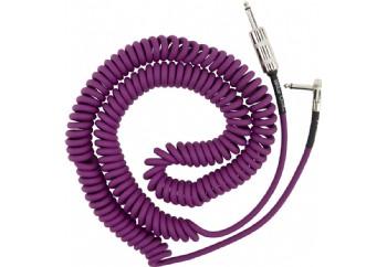 Fender Jimi Hendrix Voodoo Child Cable Purple - Enstrüman Kablosu (9m)
