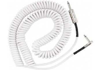 Fender Jimi Hendrix Voodoo Child Cable White - Enstrüman Kablosu (9m)