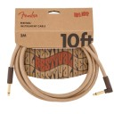 Fender Festival Hemp Instrument Cables