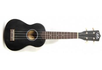 Puka UK-21 - PK-10 Siyah - Soprano Ukulele