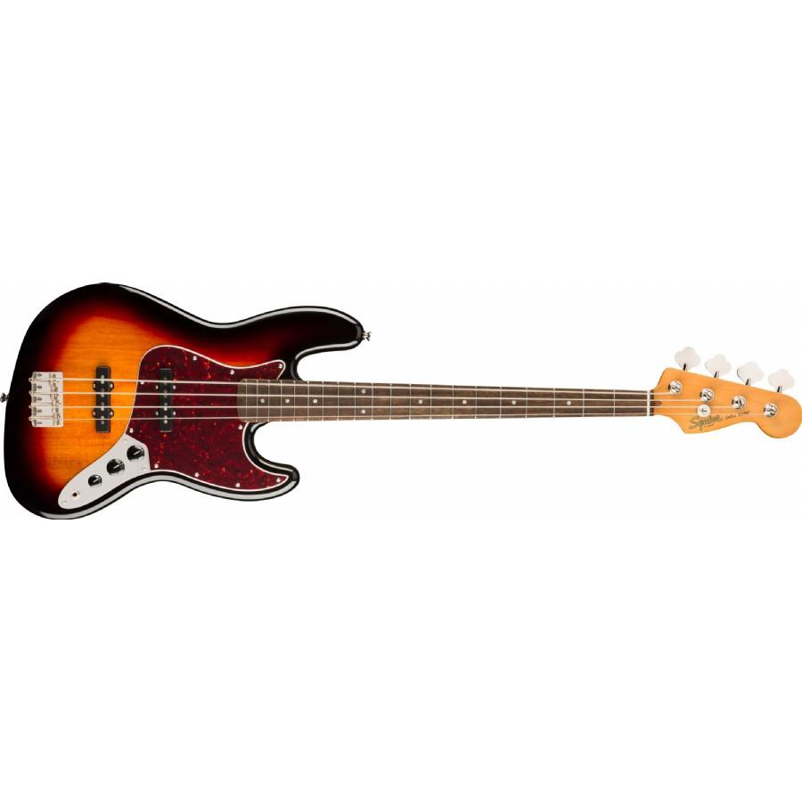 Squier Classic Vibe 60s Jazz Bass