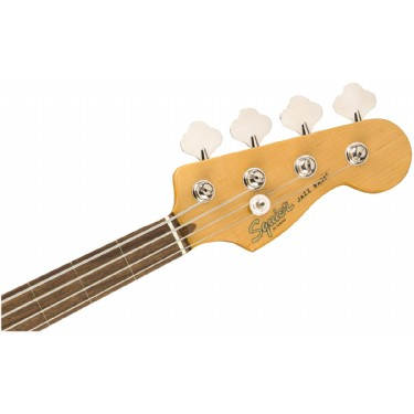 Squier Classic Vibe 60s Jazz Bass Fretless