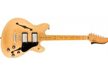 Squier Classic Vibe Starcaster Natural - Maple - Elektro Gitar