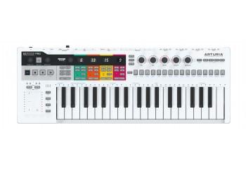 Arturia Keystep Pro White - MIDI Controller / Sequencer - 37 Tuş