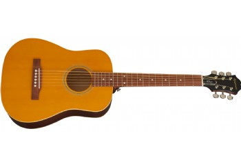 Epiphone El Nino Antique Natural - Travel Akustik Gitar
