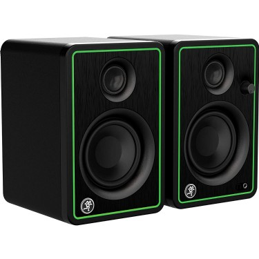 Mackie CR3-X 3 Inch Creative Reference Multimedia Monitors