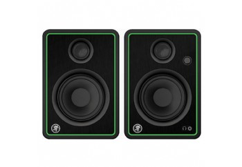 Mackie CR4-X 4 Inch Creative Reference Multimedia Monitors - Stüdyo Monitörü (Çift)