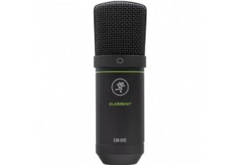 Mackie EM-91C EleMent Series Condenser Microphone - Condenser Mikrofon