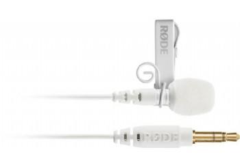 Rode Lavalier GO White - Condenser Yaka Mikrofonu