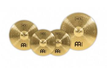 Meinl HCS Complete Cymbal Set - HCS141620 - Zil Seti