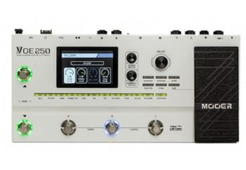 Mooer GE250 Amp-Modelling & Multi-Effects Processor  - Gitar Prosesör