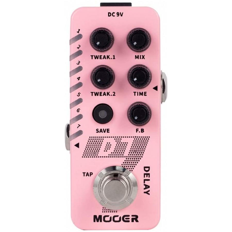 Mooer D7 Digital Delay