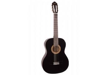 Valencia VC104T Sap Çelikli Siyah - Klasik Gitar