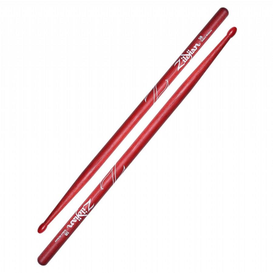 Zildjian Z5B 5B Wood Tip Hickory Drumsticks