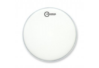 Aquarian TC12 - 12 Inch Texture Coated Satin Finish Beyaz Tom Derisi
