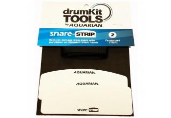 Aquarian ST4 Snare Strip - Trampet Deri Koruyucu