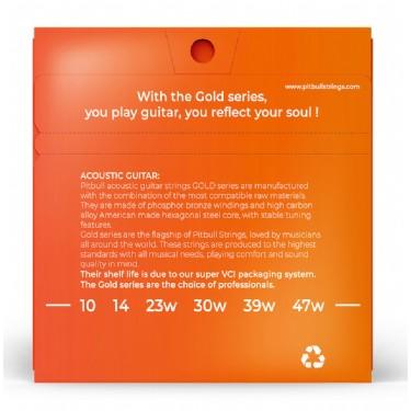 Pitbull Strings Gold Series GAG 10-47 SL
