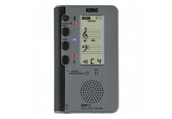 Korg Vocal Pitch Trainer-1 - Vocal Tuner & Çalıştırıcı