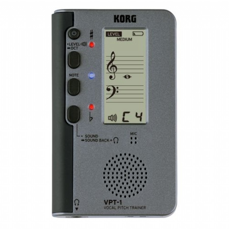 Korg Vocal Pitch Trainer-1