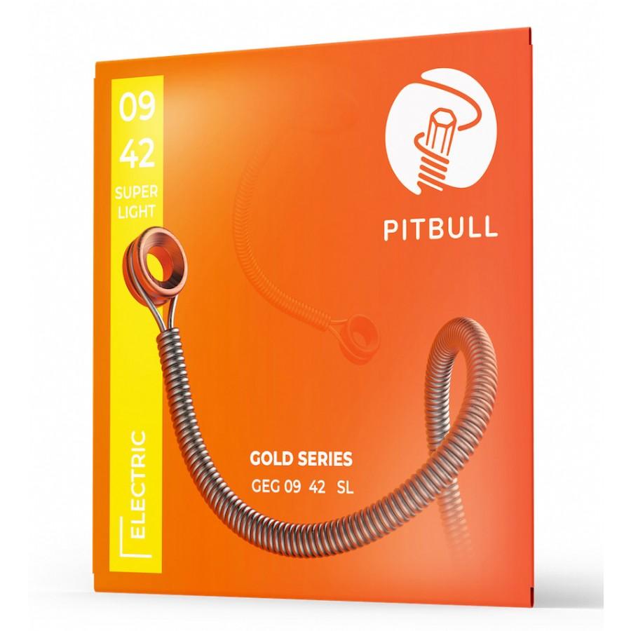 Pitbull Strings Gold Series GEG 09-42 SL